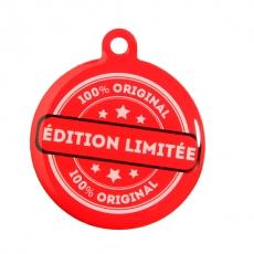 Médaille QR code Edition
