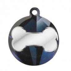 Médaille QR code Os